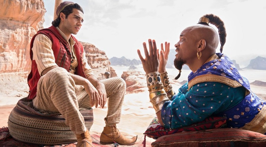 Guy Ritchie's Whole New World | ALADDIN (2019): Review