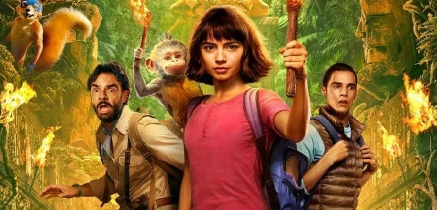 DORA AND THE LOST CITY OF GOLD | Blu-ray Giveaway (CLOSED)