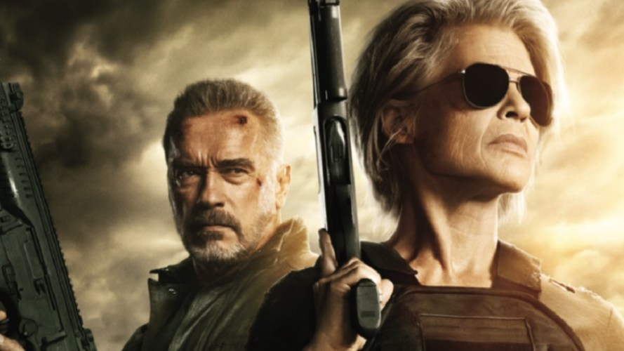 TERMINATOR: DARK FATE | Adv. Screening – GFB Passes