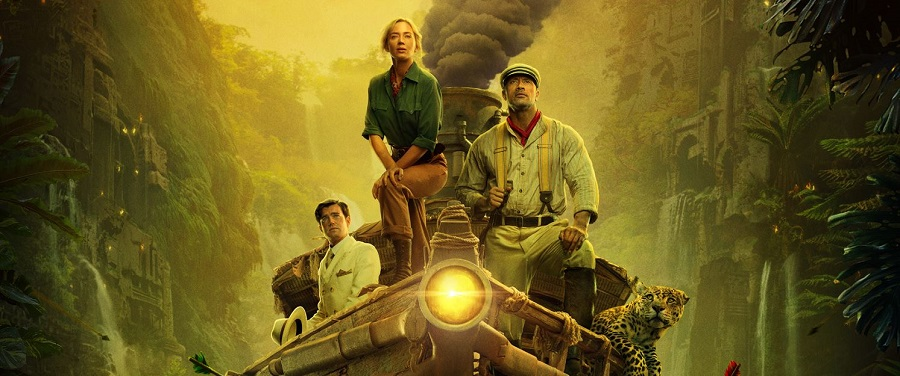 Disney's JUNGLE CRUISE | First Look – Poster/Trailer