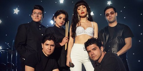 Actor Carlos Alfredo Jr. Shines In New Biographical Drama Selena: The Series