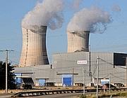 La centrale nucleare di Tricastin (Ansa)