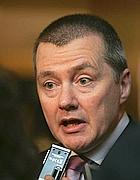 L'amministratore delegato di British Airways Willie Walsh (Reuters)