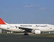 Un Airbus A310 della compagnia Yemenia (Reuters)