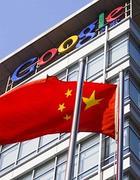Il palazzo che ospita la sede di Google a  Pechino (Ansa)