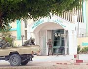 Un gruppo di soldati prendono il controllo di «Radio Mauritanie» (Afp)