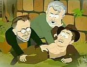 Una scena dell'episodio