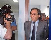 Giampaolo Angelucci (Ansa)