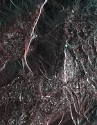 Le immagini di L'Aquila dal satellite