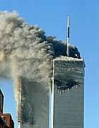 Coincidenze: 11 settembre 2001, attacco alle Twin Towers (LaPresse)