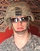 Il soldato Bowe Robert Bergdahl nel video diffuso sai talebani (Afp)