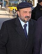 Il procuratore aggiunto di Roma Achille Toro  in una immagine d'archivio del 13 gennaio 2006 al suo arrivo presso gli  uffici giudiziari di Perugia (Ansa)