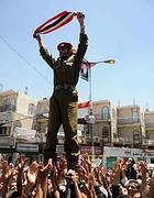 La protesta a Sanaa (Liverani)