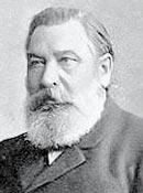 Lo storico tedesco Heinrich von Treitschke (1834-1896) autore di un importante libro su Cavour