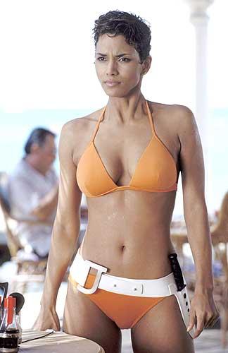 Hale Barry, New Bond Girl