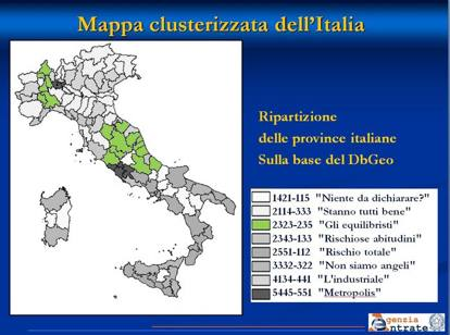 L'Italia secondo il Fisco