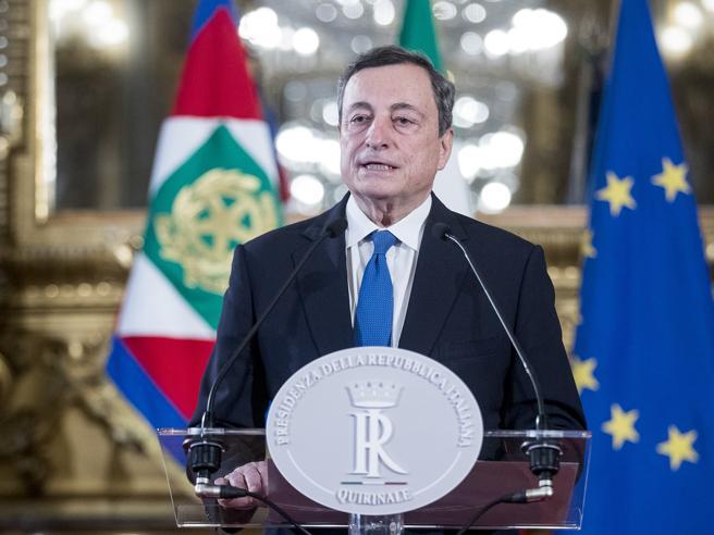 I ministri del governo Draghi. La lista completa- Corriere.it