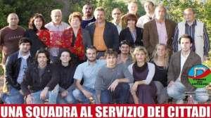 """Un vecchio manifesto della lista civica """"Comune dei Cittadini"""""""
