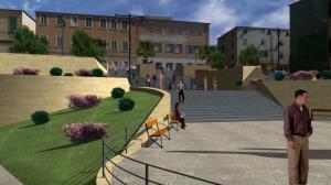 Il progetto di Piazza dei Grani