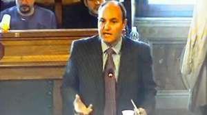 Il consigliere comunale Claudio Capuano (Partito Democratico)