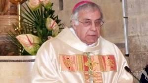 Il Vascovo Mons. Giovanni Santucci
