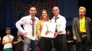 La vincitrice 2009 Maddalena Solinas