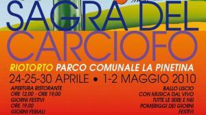 41° Sagra del Carciofo 2010