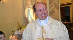 """Nella foto il nuovo vicario diocesano """"ad annum"""""""