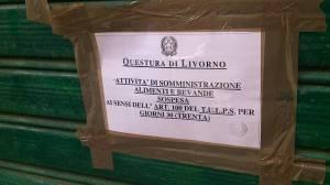 sospensione licenza ciao ciao