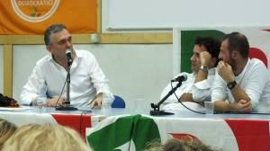 Il presidente Rossi a Piombino