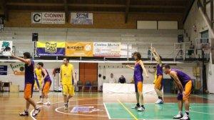 Basket Morphè in difesa contro San Vincenzo