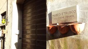 anche il museo Etrusco è chiuso