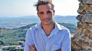 il candidato sindaco Daniele Scafaro
