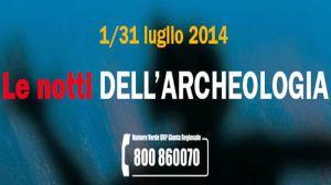 Notti Archeologia 2014
