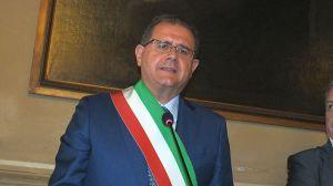 il sindaco Massimo Giuliani