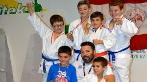 i giovani Judoka piombinesi