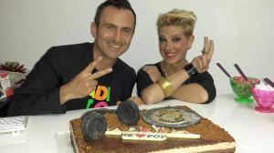 Roberto Giannoni e Sara Chiarei