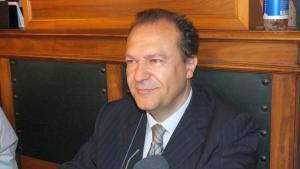 il consigliere Fabrizio Callaioli