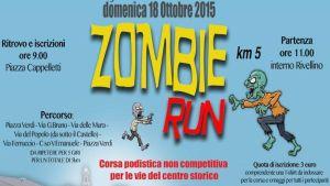 zombie run piombino