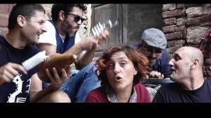un momento del video dei Malamanera