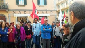 """Favilli ricorda il """"compagno"""" Montomoli"""