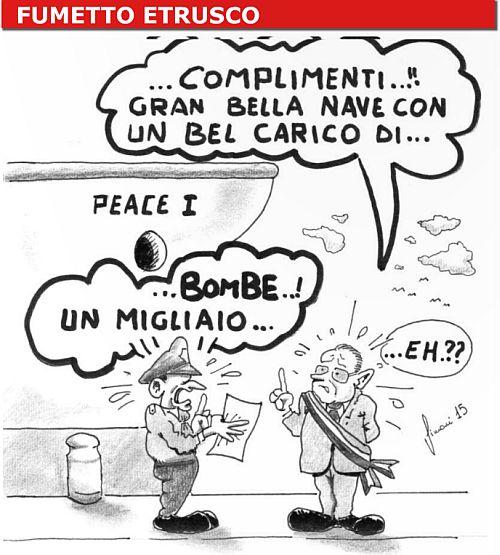 Vignette corriere etrusco 24 novembre