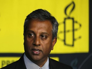 Salil Shetty, segretario generale di Amnesty International