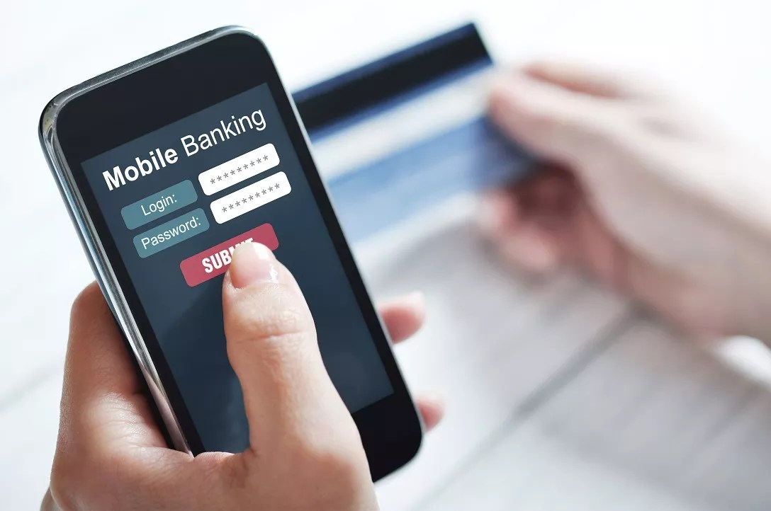 mobile banking banche