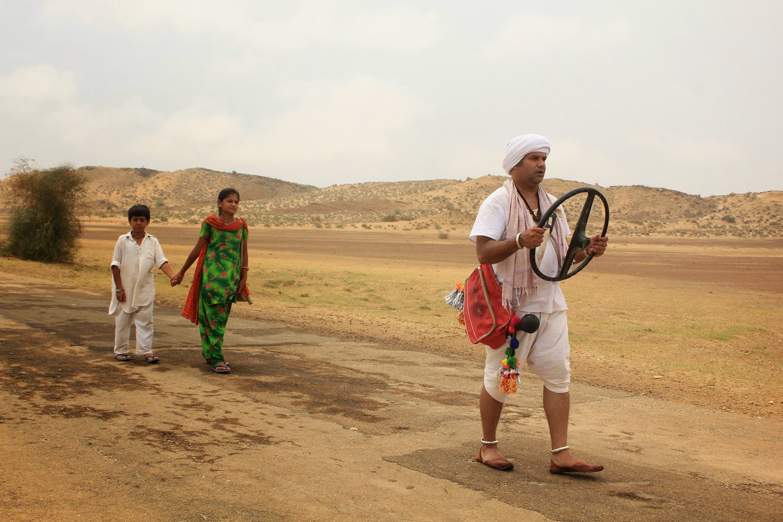 il film indiano Dhanak