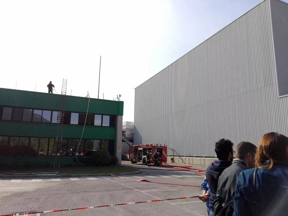 incendio roncadin pizze surgelate