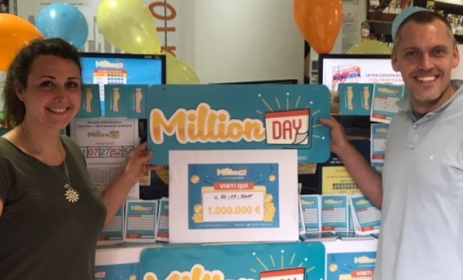 Estrazione million day 13 settembre i numeri vincenti for Million day estrazione di oggi