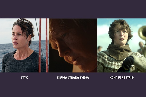 I tre film selezionati per il Premio LUX 2018 del cinema europeo sono Styx, The Other Side of Everything e Woman at War: in finale la forza delle donne