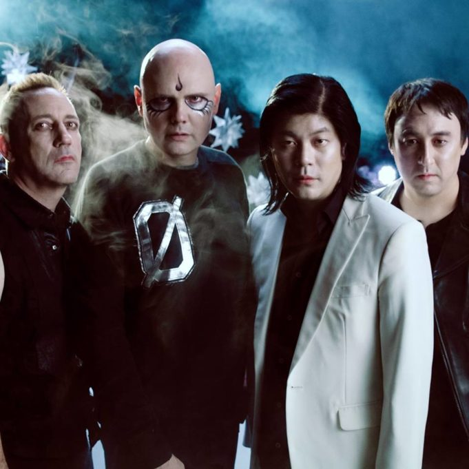 band rock The Smashing Pumpkins
