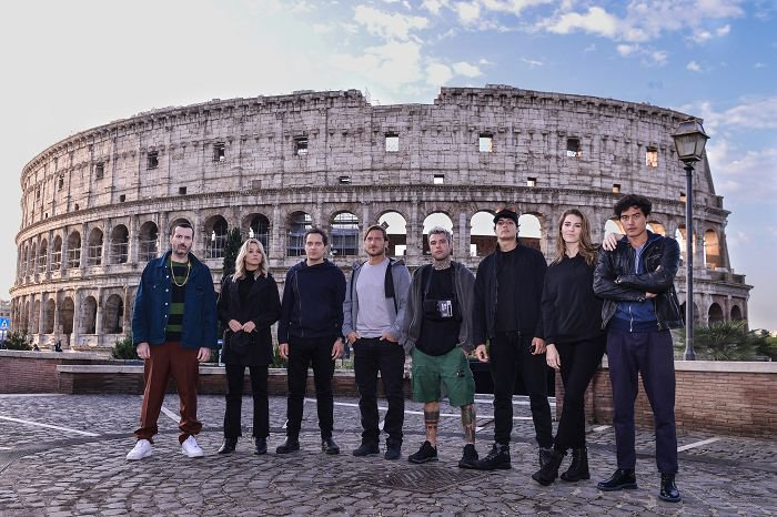 Totti e Fedez a Celebrity Hunted: la prima serie non-fiction italiana Amazon. Nel cast figurano anche Diana Del Bufalo e Claudio Santamaria